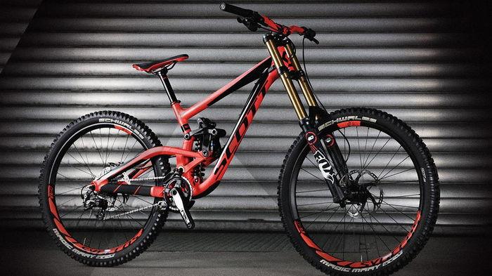 4 преимущества велосипедов марки Scott
