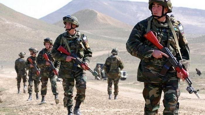 В Азербайджане заявили о пересечении границы военными Армении