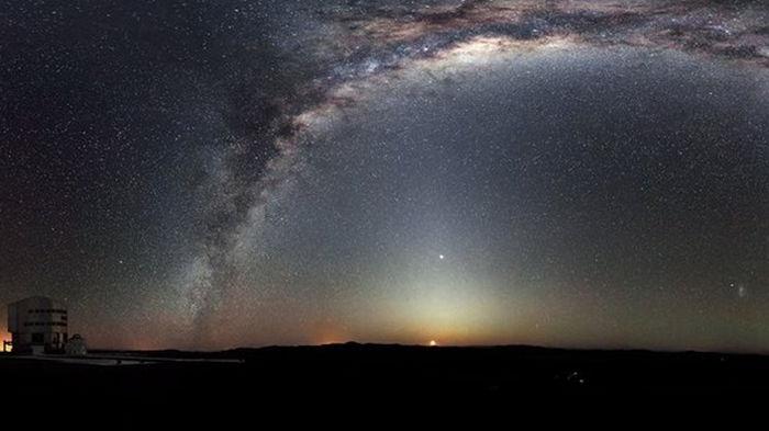 Ученые опровергли гипотезу об уникальности Млечного пути