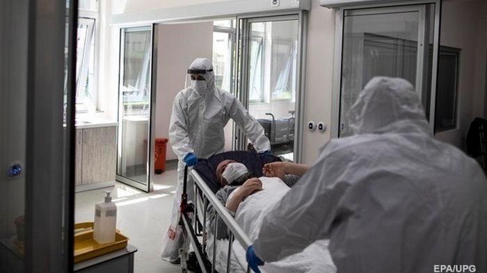 В Украине третий день растет заболеваемость COVID