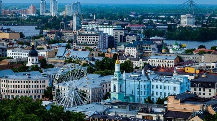 Киев впервые попал в топ-100 городов мира