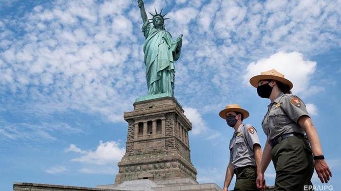 США получат от Франции еще одну статую Свободы