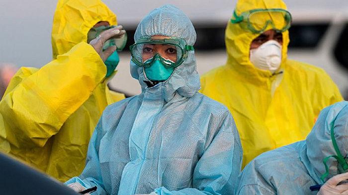 В Украине обнаружили 2,5 тысячи COVID-случаев