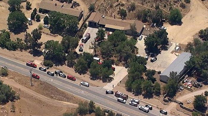 На пожарной станции в Калифорнии при стрельбе погиб человек