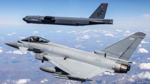 Авиация НАТО провела масштабные учения в Европе