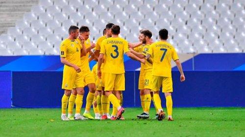 Сборная Украины огласила заявку на Евро-2020