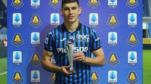 Малиновский попал на обложку футбольного симулятора PES