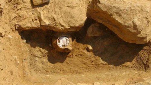 Раскрыта тайна найденного в Афинах древнего сосуда