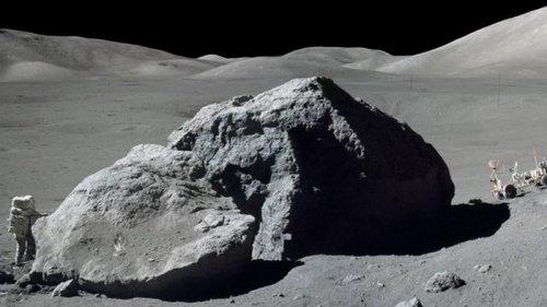Япония доставит на Луну вездеходный робот-трансформер: иллюстрация кон...