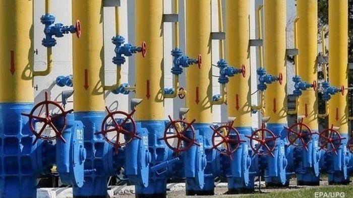 Украина резко сократила закачку газа в 2021 году