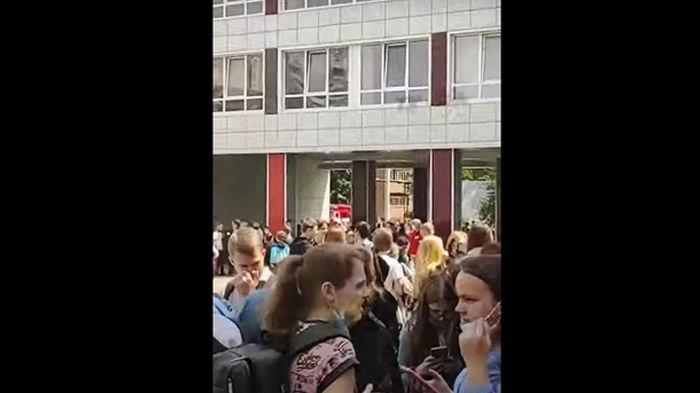 В одной из школ Харькова распылили газ