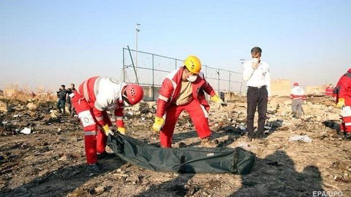 Сбитый рейс МАУ: Иран предложил по $150 тысяч компенсаций