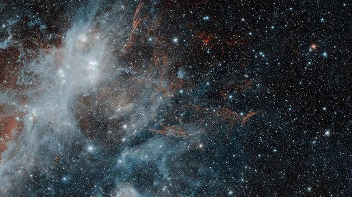 Ученые зафиксировали самый сильный космический взрыв за всю историю наблюдений (видео)