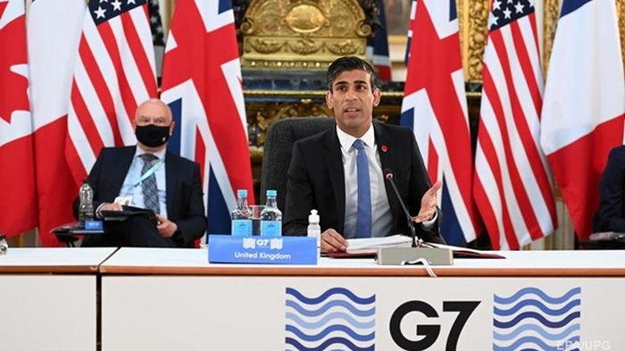 G7 вводит единый цифровой налог
