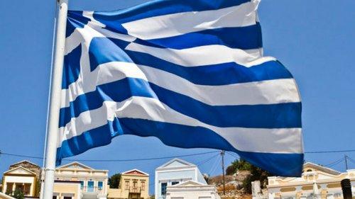 Греция закрыла небо для беларуских авиакомпаний