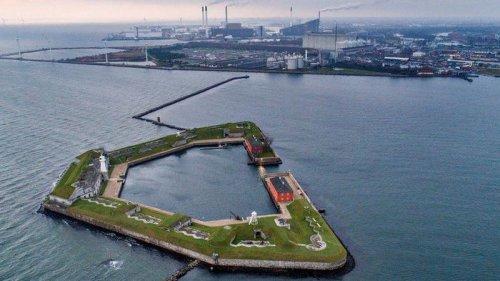 Парламент Дании принял проект строительства гигантского искусственного...