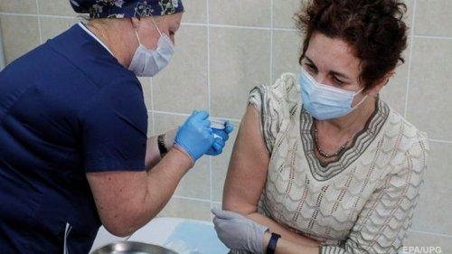 Украинцам выдают Международное свидетельство о вакцинации