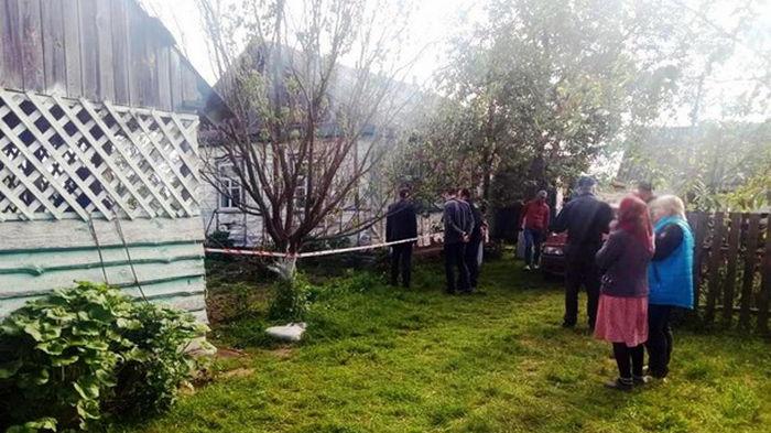 Расстрел супругов на Житомирщине: раненая женщина умерла (видео)