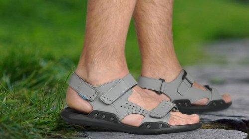 Мужские сандалии Мида: широкий модельный ряд