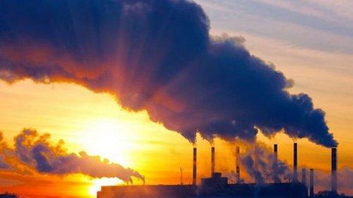 Исследование показало повышение уровня углекислого газа в атмосфере