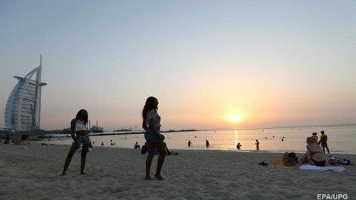 Ближний Восток накрыла экстремальная жара
