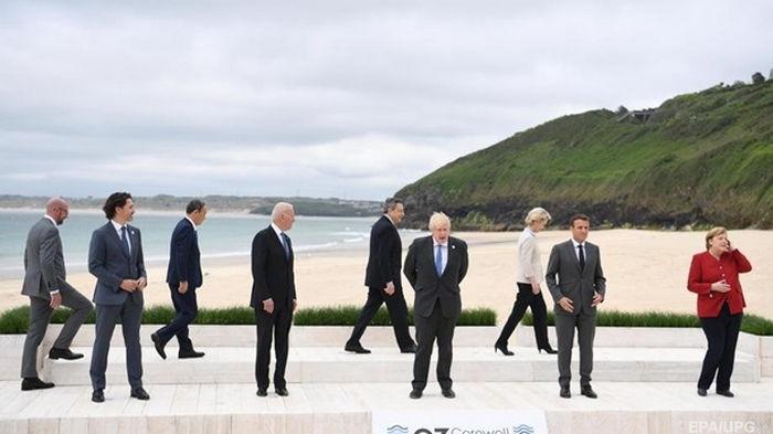 Лидеры G7 подпишут важную декларацию
