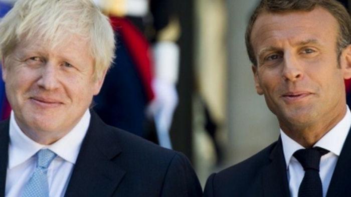 Макрон и Джонсон поссорились на саммите G7 — СМИ