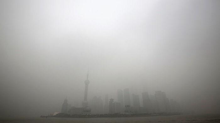 В Китае восемь человек погибли, отравившись химикатами