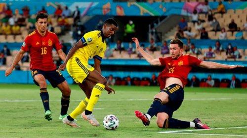 Испания и Швеция расписали мировую в матче Евро-2020