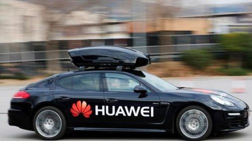 Китайский техногинант Huawei анонсировал выпуск беспилотного автомобил...