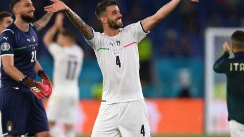 Спинаццола стал лучшим игроком матча-открытия Евро-2020
