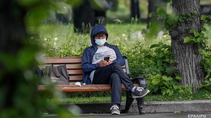 За сутки в Украине 78 COVID-смертей