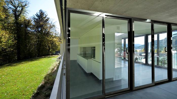 Алюминиевые системы в современных архитектурных проектах