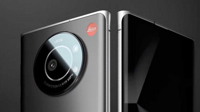 Leica выпустила свой первый смартфон (фото)