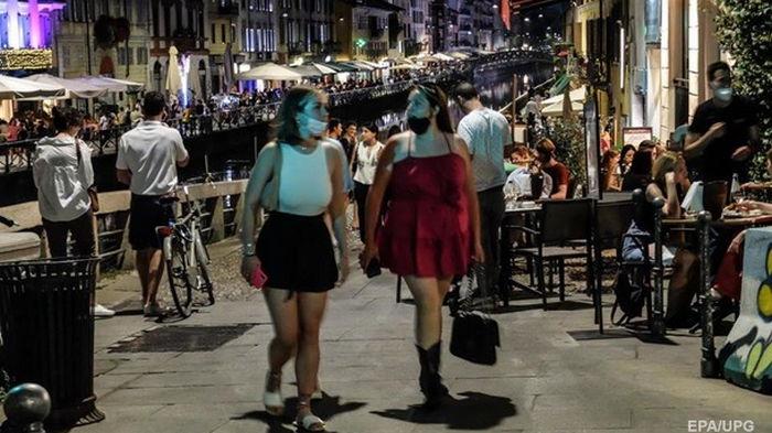 В Италии готовятся к отмене масочного режима на улицах