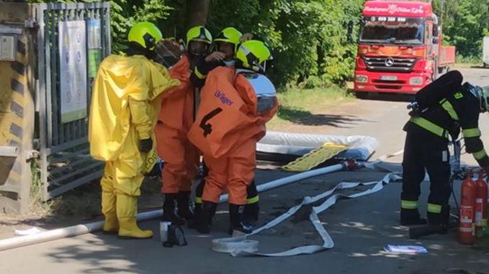 В Чехии два человека погибли из-за утечки химикатов на предприятии