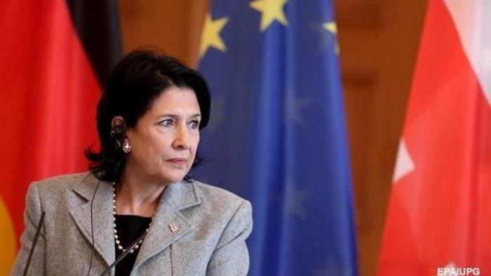 В Украину едет президент Грузии