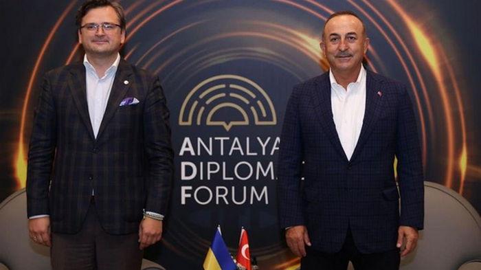 Украина готовит зону свободной торговли с Турцией