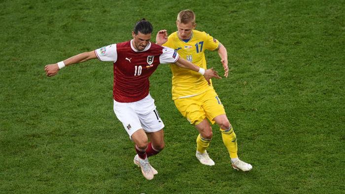 Зинченко: Мне очень стыдно перед фанатами сборной Украины