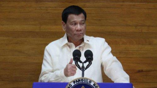 Филиппинский президент – антивакцинаторам: Прививайтесь или отправляю ...