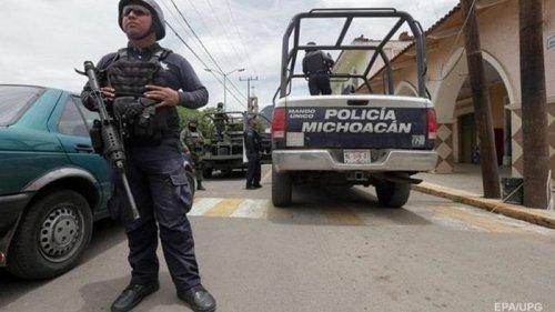 Массовое убийство в Мексике: почти два десятка жертв