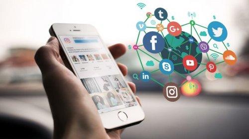 Продвижение с помощью SMM в социальных сетях