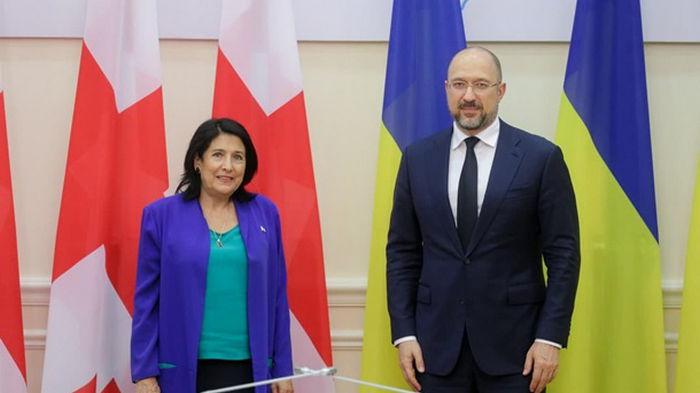 Украина и Грузия усиливают сотрудничество