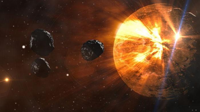 На поверхности Венеры обнаружены неожиданные следы