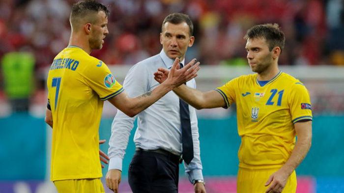 Украина узнала соперника по 1/8 финала Евро-2020