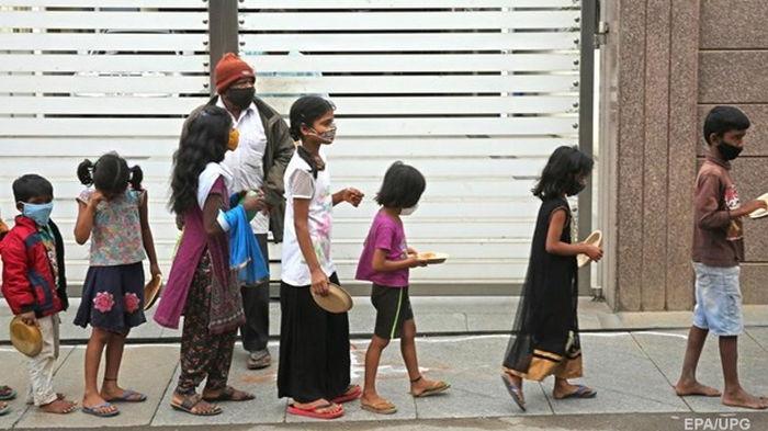 В Индии новый смертельный синдром у переболевших COVID детей