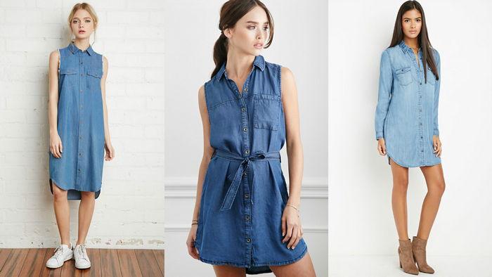 Современные наряды из джинсовой ткани. Советы для тех, кто шьёт самостоятельно