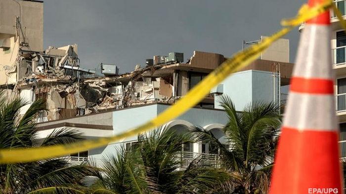 Обрушения дома в Майами: число жертв выросло
