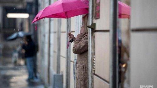 ГСЧС предупредила о непогоде в Киеве и области