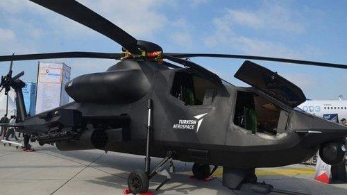 Турция закупит у Украины двигатели для новых ударных вертолетов